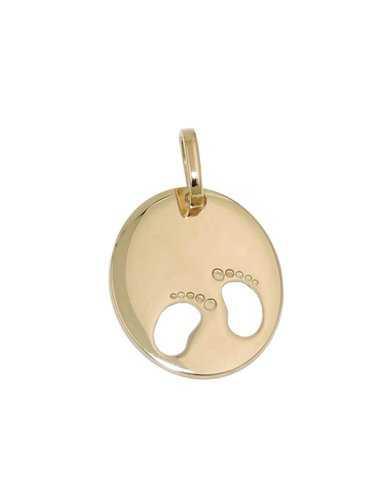 Dåpskjole i off white blonder for jenter
