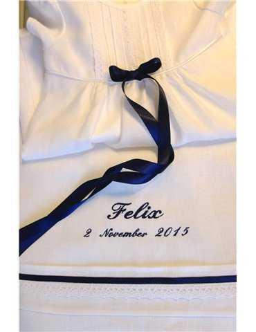 gutt i luksus Prince drakt til dåp