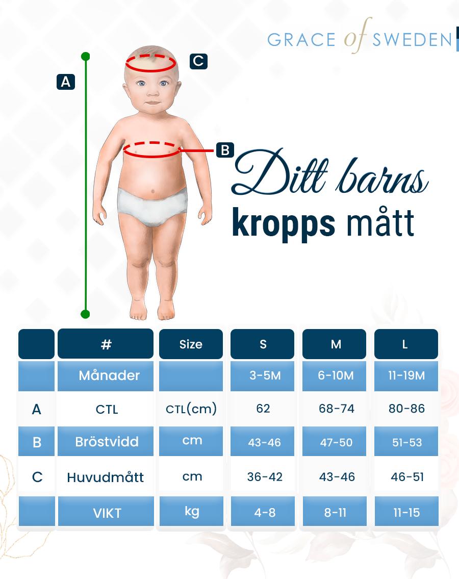 Koselig babyteppe i fleece med prikker