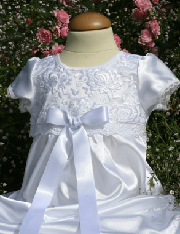 unik Dopklänning från grace of sweden
