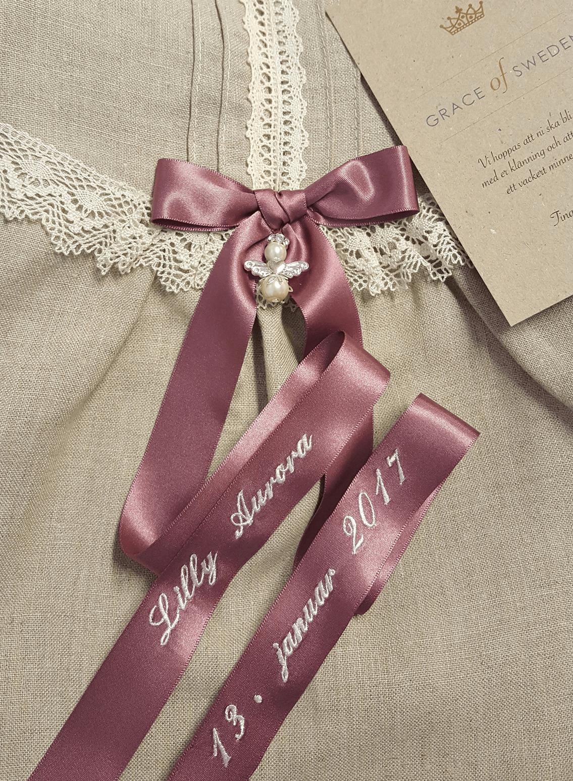 Dåpslue - Matrushatt til sjømannsdressen