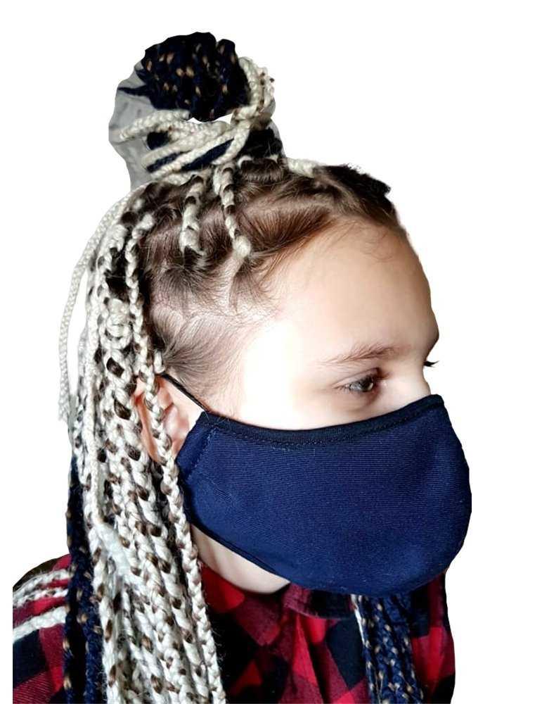 Badcape för Ortodoxa dop med guld kors
