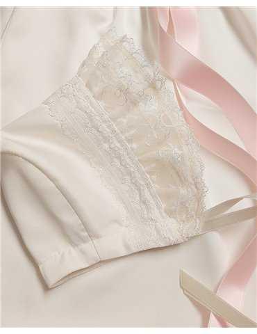 eksklusiv dåpskjole til søt jente